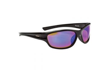 dc021d5acbf9 Optic Nerve Crease Shiny Black Polarized 21294 BLACK