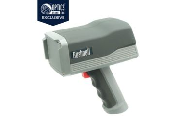 10-OpticsPlanet Exclusive Bushnell Speedster III Multi-Sport Radar Gun w/ LCD Display