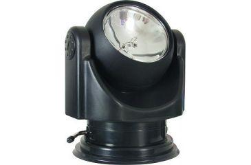 Optronics Black Remote Control Spotlight w/500,000 Candlepower RC5500