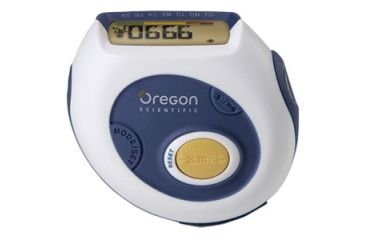 Oregon Scientific PE826 Pedometer with Pulse Meter, 99999 Step(s) HPE8261112513001