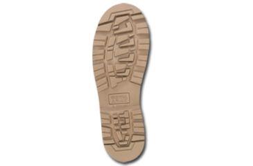 Original S W A T 1850 Mil Spec Boot Tan Sole 5 0