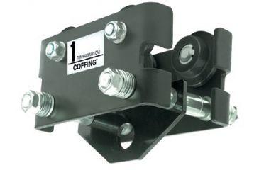 Coffing Hoists 09284 1/2 Ton Plain Trolley 176-CBTP-0050, Unit EA