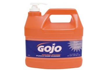Gojo 1 Gal Natural Orng W/pumice Fl 315-0956-04, Unit CS