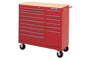 Waterloo 10 Drawer Tool Cart 797-WI-1510, Unit EA