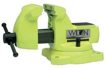 Wilton 1560 Mechanics Vise Safety Yel 825-63188, Unit EA