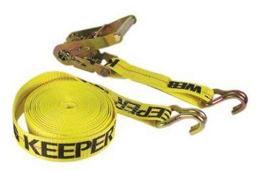 Keeper 4inx30ft Winch Strap 15000lbs 130-04926, Unit EA