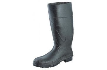 Servus 16in Black Knee Boot Pvc Cleat 617-18822-4, Unit CS