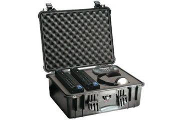 Pelican 19inx14inx7-3/4in Pelican Case 562-1550-BLACK, Unit EA
