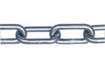 Peerless 1/0 Str Chain Zinc Plated 005-6041032, Unit CS