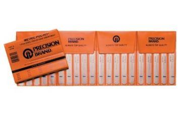 Precision Brand 20 Blade Metric Feeler Gage Po 605-09740, Unit PK