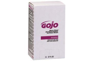 Gojo 2000ml Rich Pink Antibacterial 315-7220-04, Unit CS