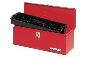 Waterloo 19in Tool Box W/plastictote 797-HM1930, Unit EA