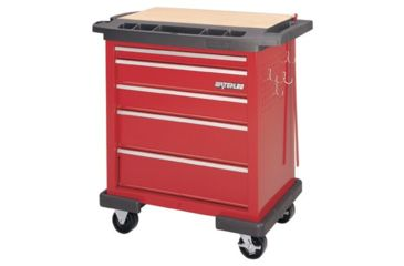 Waterloo 26in 4-drawer Bb Work Center B 797-PMX2704PC, Unit EA