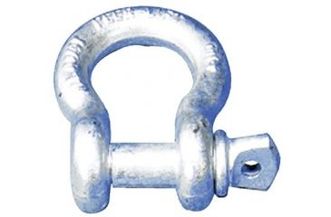 Peerless 1in Screw Pin Anchor Shackle 005-8058905, Unit CS