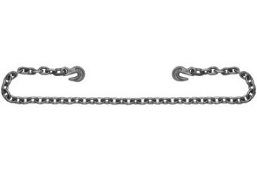 Campbell 3/8in X 20ft Binder Chains- Hi 193-0222925, Unit EA
