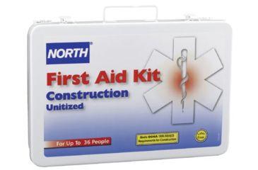 Honeywell Safety 36 Unit Unitized First Aid Kit 5011103302, Unit PK