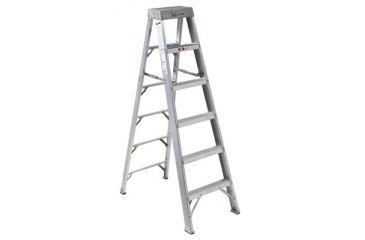 Louisville Ladder 14ft Ehd Master Step Ladder 443-AS1014, Unit EA
