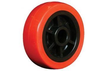 EZ Roll 4inx1.25in Polyurethane Tread 273-WZ-40-MOPP, Unit EA