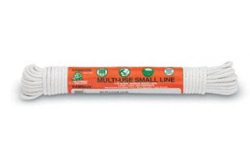 Samson Rope 4 Cotton 1/8x48 Sash Cord Line 5011161322, Unit EA