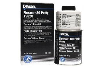Devcon 4lb.can Flexane 80 Puttyuretha 230-15850, Unit EA