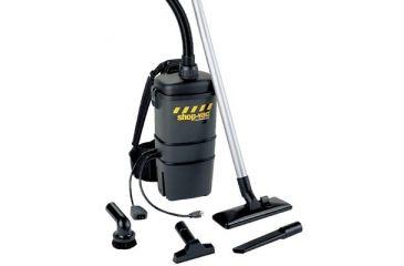 Shop-Vac 7 Qt. Capacity Back Packvacuum 677-285-00-10, Unit EA