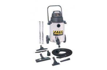 Shop-Vac 10-gallon Stainless Steel Ind. 677-925-23-10, Unit EA
