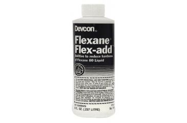 Devcon 8 Oz Flexadd Flexibilizer 230-15940, Unit EA