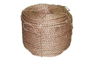 ORS Nasco Anchor Manila Rope -27 103-1X100-3S, Unit EA