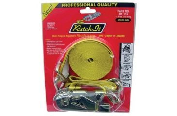 Anchor Brand Anchor Rt-115 1inx15ft Ratch-i 100-RT-115, Unit EA