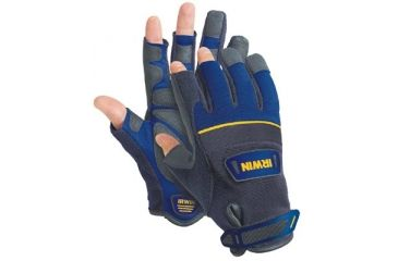 Irwin Carpenter Gloves Size Large 585-432003, Unit PK