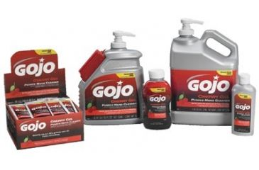 Gojo Cherry Gel Pumice Hand Cleaner 315-2358-02, Unit CS