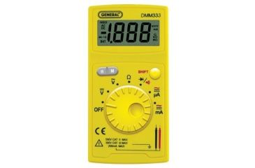 ORS Nasco Digital Pocket Multimeter - Au 318-DMM333, Unit EA