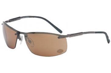 Harley-Davidson Safety Eyewear Hd 700 Series Gunmetal Frame A 883-HD703, Unit PK