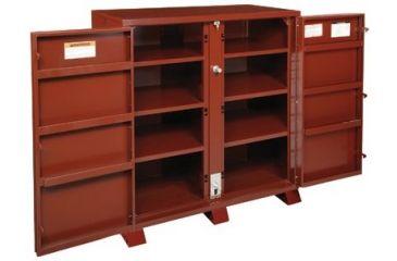 Jobox Heavy Duty Cabinet 217-1-698990, Unit EA