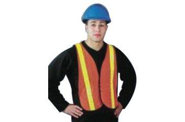 Honeywell Safety Hi-viz Lime Polyester Mesh Tra 5011103581, Unit EA