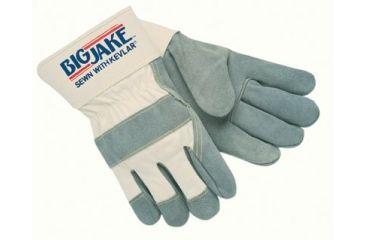 Memphis Glove Big Jake X-lg Doublepalm Le 127-1711, Unit PK