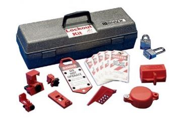 ORS Nasco Lockout Tool Box Kit W/compone 262-65289, Unit PK