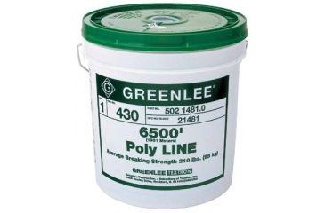 Greenlee Poly Line 500-225kg 332-37959, Unit EA