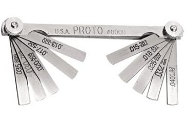 Proto Set Feeler Ga 10 Blade I 577-000D, Unit PK