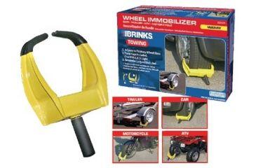 Keeper Wheel Immobilizer 130-3020-059-1, Unit PK