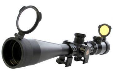 Osprey 10-40x50 Illuminated Rangefinder Reticle 30mm Tube Tactical Riflescope TA104050IRF