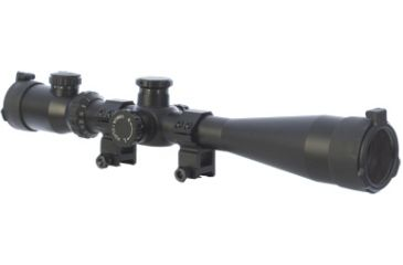Osprey 6-24x50mm Illuminated Rangefinder Reticle 30mm Tube Tactical Rifle Scope TA62450IRF
