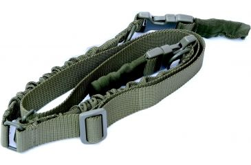 1-Osprey Single / Two Point Rifle Sling - Bungee