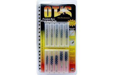 Otis Technology Bulk 10 Pack Variety Replacement Brushes, Nylon - 380-BP-N