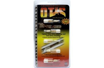 Otis Technology Dual Function Cleaning Swab Brush, .25 Caliber - 5 Pack