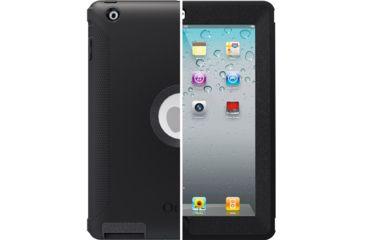 Otter Box iPad 2/3/4 Defender, Black, iPad 2/3/4 77-18640