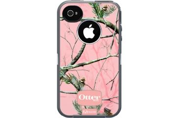 Otter Box iPhone 4S Defender- Realtree, AP Pink, iPhone 4/4S 77-18634