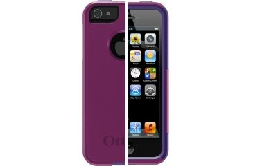 Otter Box iPhone 5 Commuter, Purple, iPhone 5 77-22172