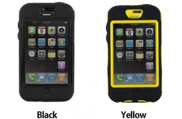OtterBox Case for iPhone Defender Series Black/Yellow