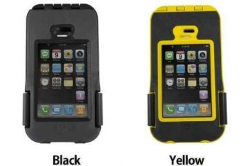 OtterBox Case for iPhone Armor Series Black/Yellow